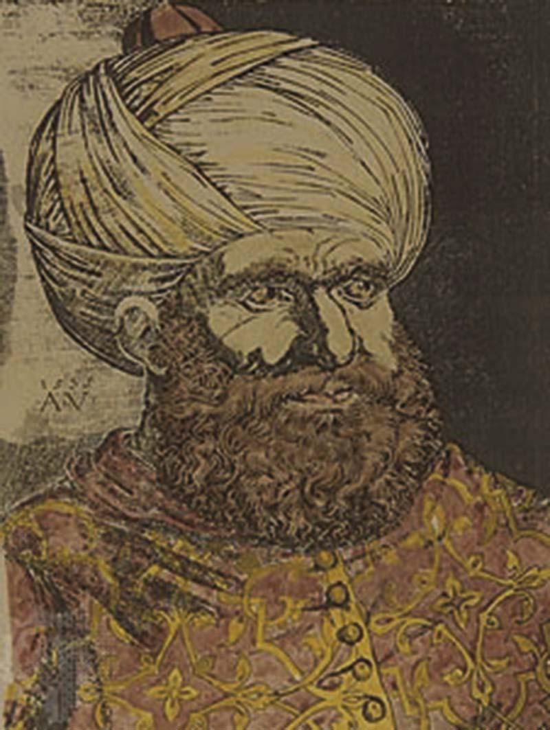 """Khayr al-Din """"Barbarossa"""""""