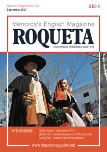 Roqueta 321  September 2017