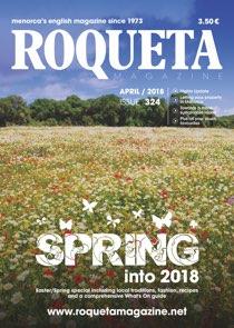 Roqueta 324  April 2018