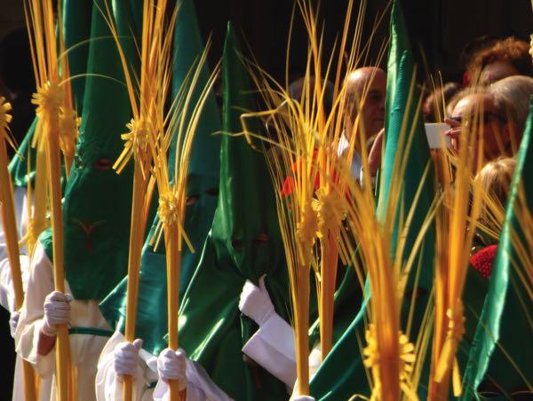 Domingo de Ramos - Easter Menorca