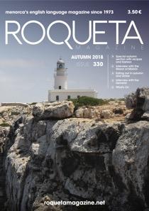 Roqueta cover issue 330 October 2018